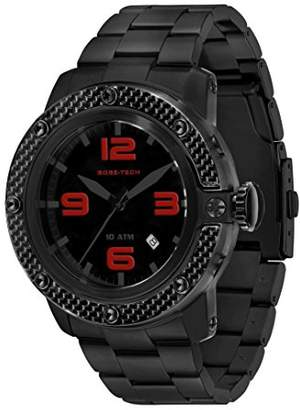 Glam Rock Men's GR33007 SoBe Dial Ion-Plated Stainless Steel Watch