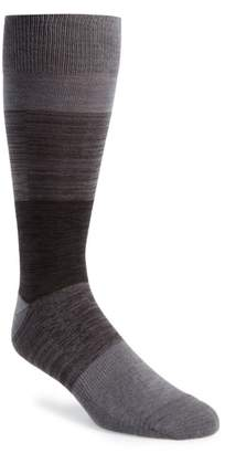 Nordstrom Free Run Gradient Crew Socks