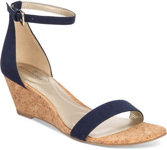 Bandolino Omira Wedge Sandals Women's Shoes