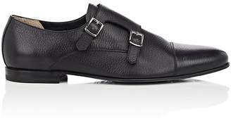 Barrett Men's Leather Double-Monk-Strap Shoes