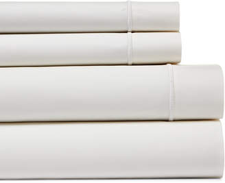 Frette Ivory One Bourdon California King Sheet Set