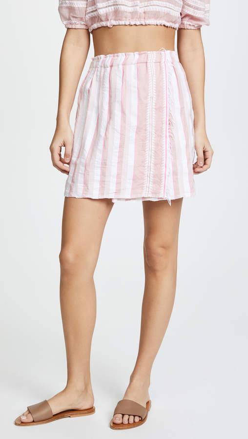 Lulu Short Skirt