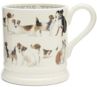 Emma Bridgewater All Over Terrier Half-Pint Mug