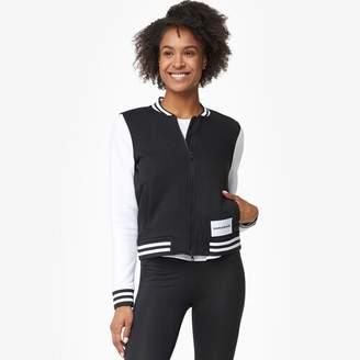 Calvin Klein Varsity Bomber Jacket - Women's