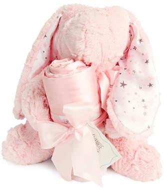 Swankie Blankie Sweet Dreams Bunny & Blanket Gift Set