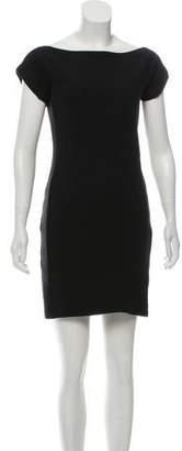 Thakoon Wool Knit Mini Dress