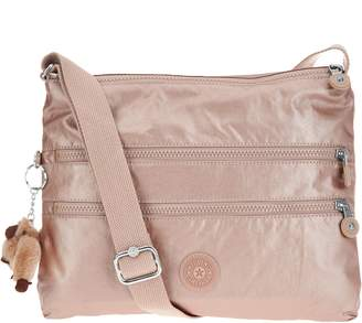 Kipling Triple Zip Crossbody - Alvar