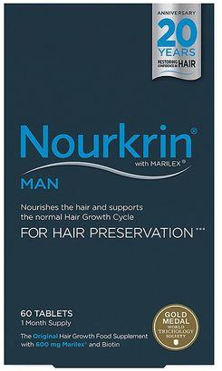 Nourkrin01 Nourkrin® MAN 60 Tablets (1 Month Supply)