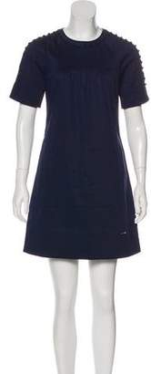 Ted Baker Short Sleeve Mini Dress