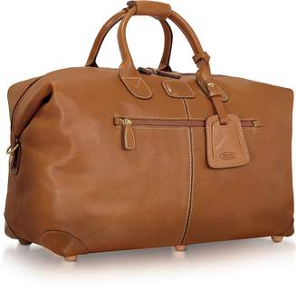 Bric's Life Pelle - Medium Leather Travel Bag