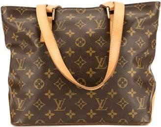 Louis Vuitton Monogram Canvas Cabas Piano Bag (Pre Owned)