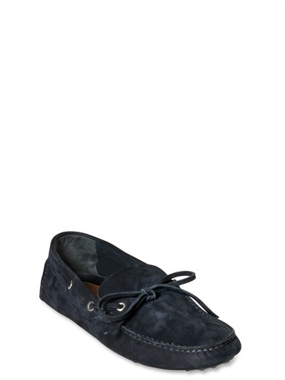 Bally 'dramer' Suede Driving Shoes