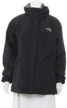 The North Face Zip-Up Short Coat