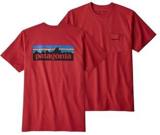 Patagonia Men's P-6 Logo Pocket Responsibili-Tee®