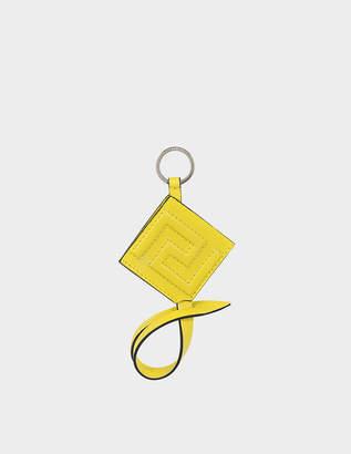 Versace Linea Key Holder Charm