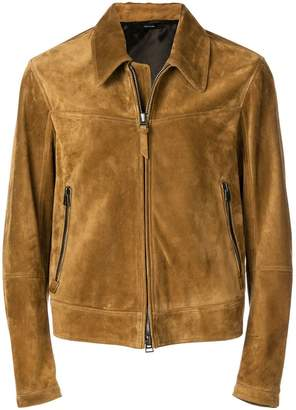 Tom Ford zip front jacket