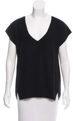 Zadig & Voltaire Sleeveless Cashmere Sweater