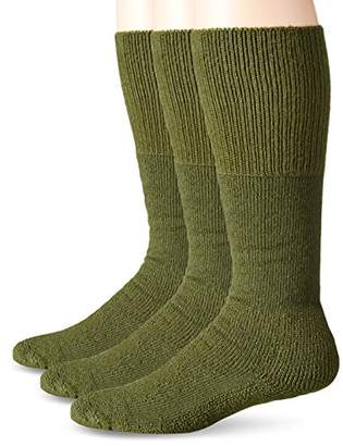 Thorlo Thorlos Mens - Womens Military Thick Padded Over-the-calf / Tube Socks | MCB
