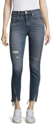 Amo Distressed Jeans