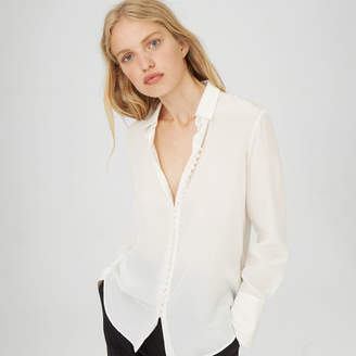 Club Monaco Helek Silk Shirt