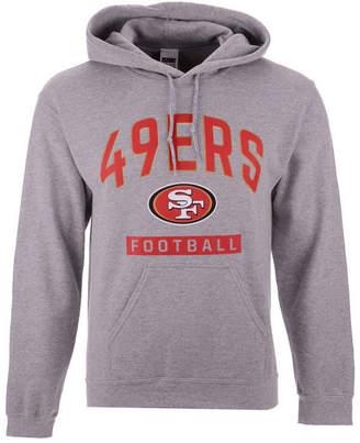 Authentic Nfl Apparel Men San Francisco 49ers Gym Class Hoodie