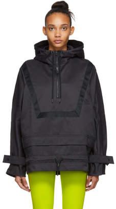 Reebok x Victoria Beckham Navy VB Anorak Jacket