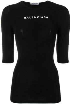 Balenciaga athletic top