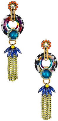 Elizabeth Cole Lori Earrings