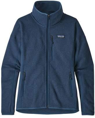 Patagonia Women's Performance Better Sweater® Fleece Jacket