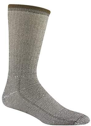 Wigwam Men's Merino Wool Comfort Hiker midweight Crew Length Socks