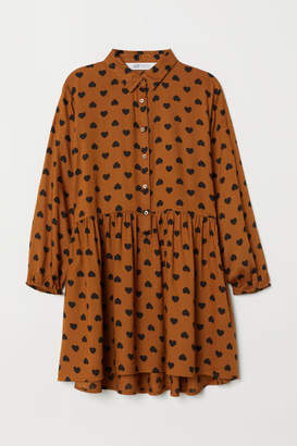 H&M Shirt Dress - Yellow