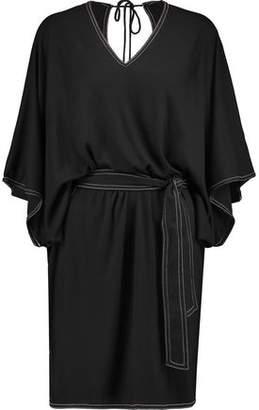 Totême Vic Stretch-Jersey Mini Dress
