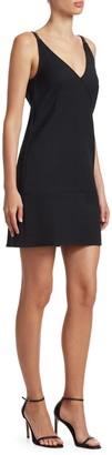 Helmut Lang V-Back Mini Dress
