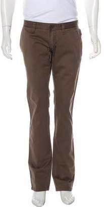 DSQUARED2 Woven Flat Front Pants