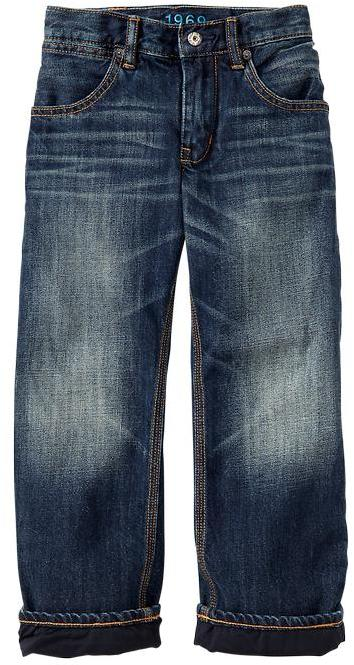 Gap 1969 Performance-Lined Slouch Jeans