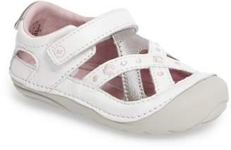 Stride Rite Kiki Embroidered Sneaker