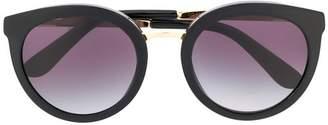 Dolce & Gabbana Eyewear round frame sunglasses