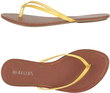 Liza Satin Flip Flop