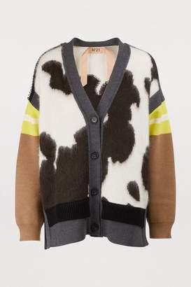 N°21 N 21 Wool cardigan