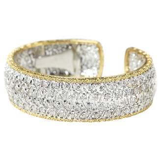 Buccellati White gold bracelet