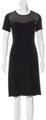 Temperley London Midi A-Line Dress
