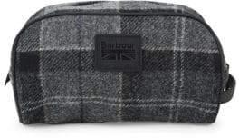 Barbour Wool Tartan Kit Bag