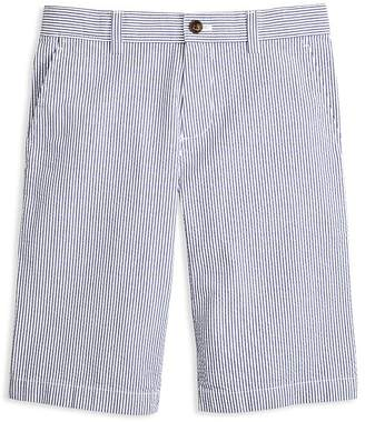 Brooks Brothers Boys' Striped Seersucker Shorts - Little Kid, Big Kid