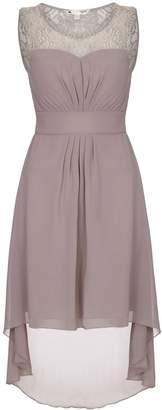 Yumi High Low Lace Dress