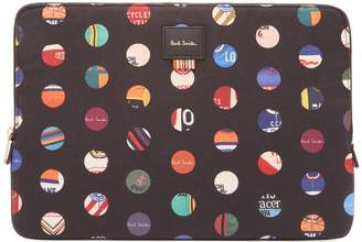 Paul Smith Cycle Jersey laptop case