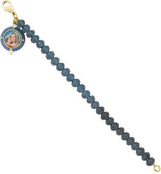 1928 SYMBOLS OF FAITH 1928 Symbols Of Faith Religious Jewelry Gold Tone Charm Bracelet