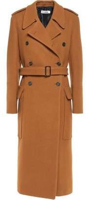 Jil Sander Vermount Wool-Felt Coat