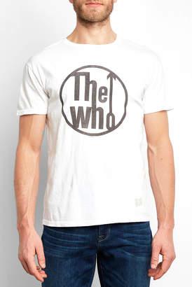 Original Retro Brand The Who Graphic Tee