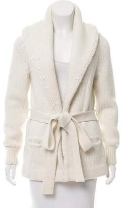 Marc Jacobs Hooded Heavyweight Cardigan