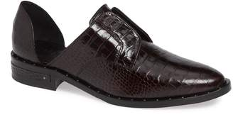 Freda Salvador Wear d'Orsay Laceless Derby